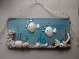 Decorating With Seashells In A Bathroom Best 25 Shell Crafts Ideas On Pinterest Shell Art Seashell