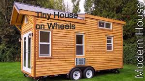 Tiny House Vacations Sustainable Off Grid Fully Mobile Tiny House Cabins Youtube