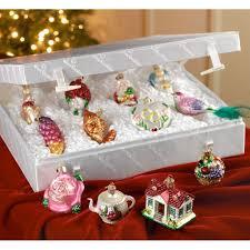 merck family u0027s old world christmas bride u0027s tree glass ornament