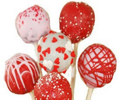 valentine designs cake pops product info from 1 800 bakery