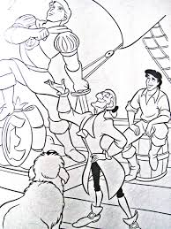 prince eric free coloring pages on art coloring pages