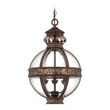 Savoy Pendant Lights Savoy House Lighting Bronze Pendant Light With Globe Shade