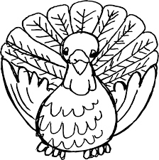 turkey black and white clipart turkey outline wikiclipart