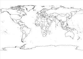 printable world map blank countries world map outline with countries labeled cuckold video info
