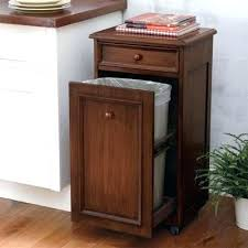 kitchen island with trash bin kitchen island with trash can storage katecaudillo me