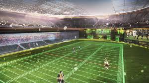 the 30 million backyard stadium you u0027ve always wanted has arrived