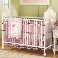 agreeable dark brown varnished wooden material crib together with