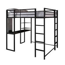 Bunk Beds Black Dhp 5457196 Abode Loft Bed The Mine