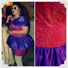 80s Prom Dress That U0027s What She Crafted 80 U0027s Prom Dress That U0027s