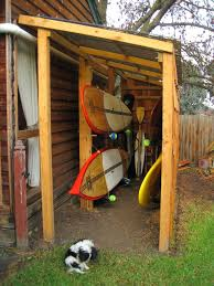 kayak storage saw this on a paddling forum years ago and have been