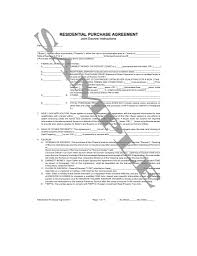 Real Estate Sales Agreement Template by Residentialpurchaseagreementwmi 790x1024 Jpg