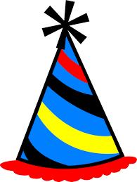 birthday hats birthday hat transparent background free clipart clipartix