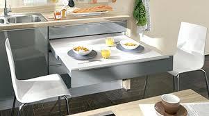 table cuisine escamotable tiroir cuisine escamotable best chevet tiroir mural fabulous fabulous