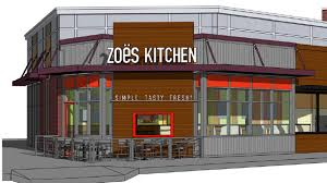 Zoes Kitchen Delivery Zoës Kitchen Made From Scratch Mediterranean Opens Outpost In