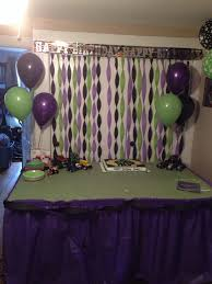monster truck jam party supplies jadiels 4th birthday monster jam grave digger themed cake table