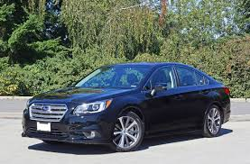 subaru sedan legacy 2017 subaru legacy 3 6r limited road test review carcostcanada