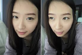tutorial kiss korean fotd tutorial korean style eyeliner look everything about bella