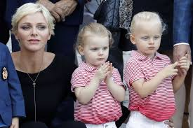 monaco royal twins jacques and gabriella in matching