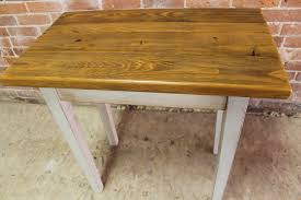 Rustic Sofa Table by Cottage Style End Table Lake And Mountain Home