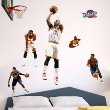 Removable Wall Decals For Bedroom Online Get Cheap Nba Wall Decals Aliexpress Com Alibaba Group
