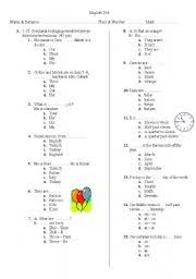 printables english for beginners worksheets edgyblue thousands
