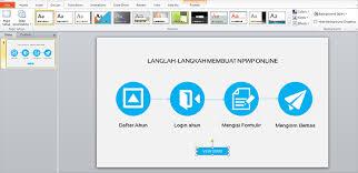 cara membuat power point kelas dunia cara membuat hiperlink di powerpoint rona presentasi