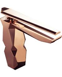 Polished Gold Bathroom Faucets by Great Deals On Ikon 1 Hole Single Lever Handle Bathroom Faucet