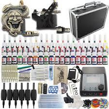100 tattoo starter kit pemula tattoo starter kit 2 mesin
