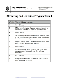show and tell letter m ke kindergarten term 4 news topics