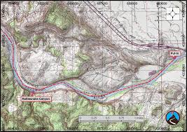 I 70 Colorado Map by Floating Ruby And Horsethief Canyons Colorado River Road Trip Ryan