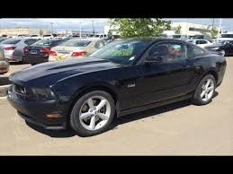 black mustang 2011 pre owned black on 2011 ford mustang gt 2dr coupe review
