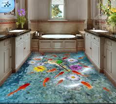 imported wallpaper merchant 3d flooring wallpapers with waterproof