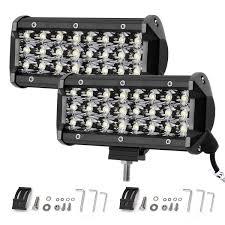 led driving lights automotive 72w osram led driving lights automotive ip67 waterproof 7200lm pack