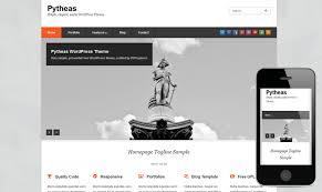 50 free and premium responsive wordpress themes flashuser