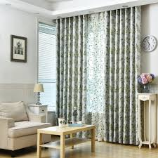 Country Style Curtains For Living Room by Country Curtain Patterns Promotion Shop For Promotional Country