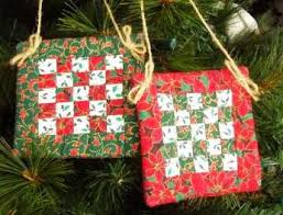 quilted ornaments a gallery on flickr