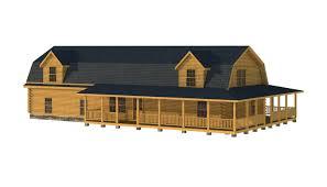 log cabin plans free the dorchester