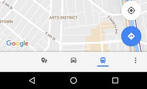Phoenix Google Maps by Google Maps Makes The Bottom Bar For Exploring Places Real Time
