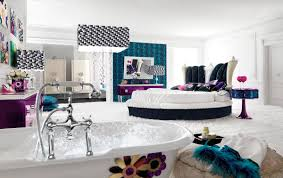 fashionable teen girlsom decor ideas with pink color in teens