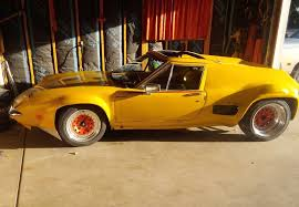 cool orange cars aluminum 305 buick v8 widebody 1969 lotus europa bring a trailer