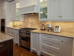 Kitchen Backsplash Ideas For White Cabinets My Home Design Journey - Kitchen tile backsplash ideas with white cabinets