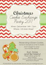 my cookie exchange invites printables at home with natalie