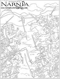 chronicles narnia coloring pages realistic coloring pages