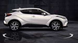 toyota new c hr 2017 toyota c hr perfect coupe crossovers youtube