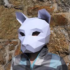 cat or tiger mask wintercroft