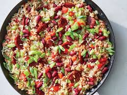 slow cooker red beans and rice cooking light skillet red beans and rice recipe cooking light