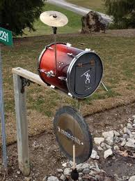 creative recycling ideas turning mail boxes into unique yard