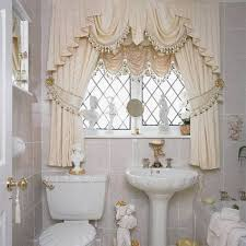 bathroom window treatment ideas dragon fly