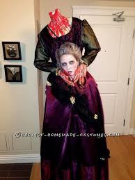 headless costume scary headless antoinette costume