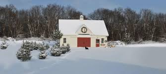 barns yankee barn homes